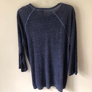 Joe's Jeans Tops - JOE'S blue linen tunic